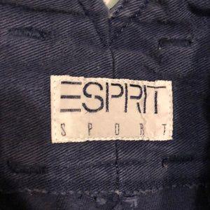 Vintage Esprit High Waisted Skirt